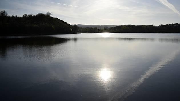Podhradský rybník v Plumlově.
