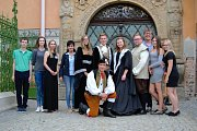 Komentované prohlídky prostějovského zámku