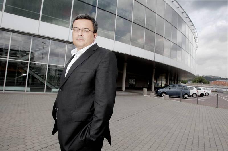 Podnikatel Richard Benýšek v roce 2013