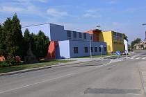 Sportovní a relaxační centrum v Nezamyslicích