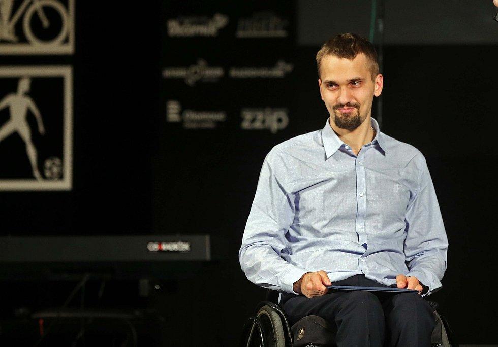 Nejlepší sportovec Olomouckého kraje 2018, Tomáš Pešek