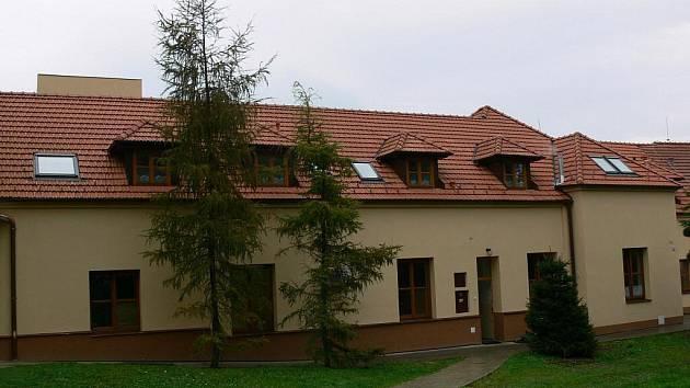 Domov u rybníka ve Víceměřicích