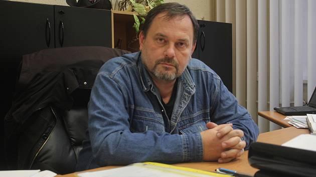 Michal Šmucr, ředitel GJW v Prostějově