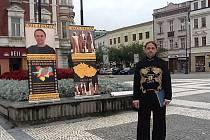 Emil Adamec bojoval o přízeň voličů i v Prostějově
