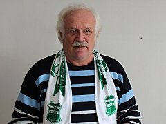 Oldřich Lošťák, nejlepší fotbalový tipér Prostějovska.