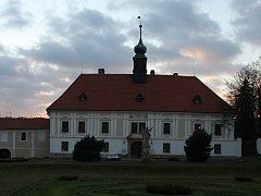 Konický zámek