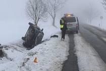 Nehoda u Studence
