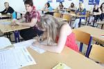 Státní maturity na Střední zdravotnické škole v Prostějově