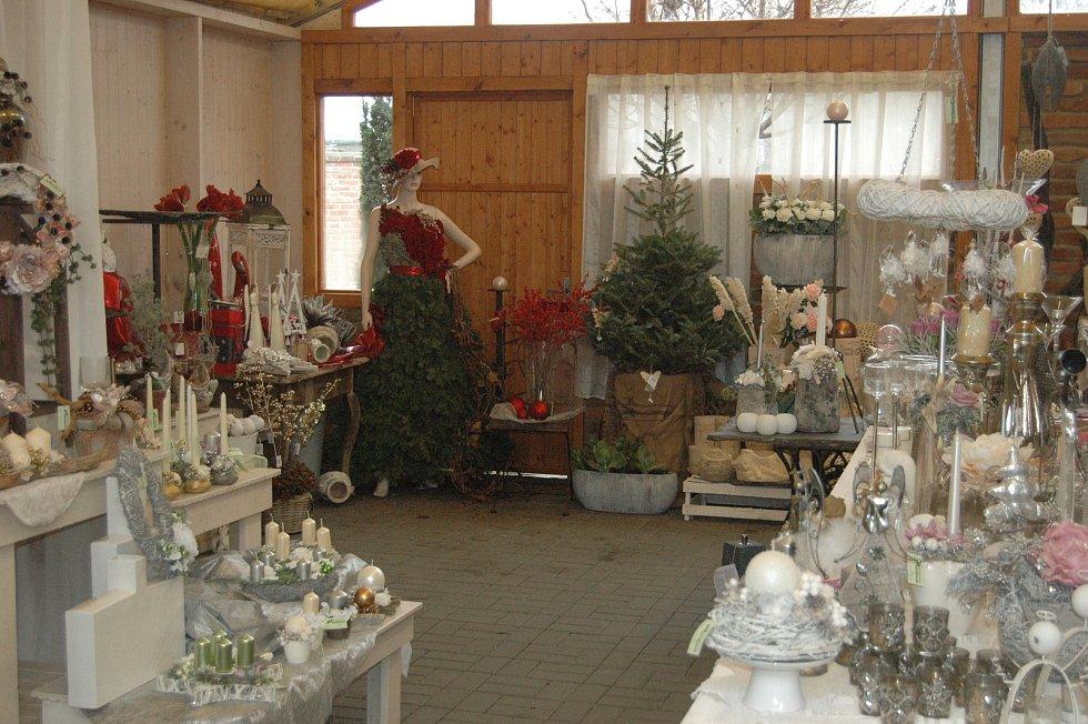 U Marciánů v Kostelci na Hané se před Vánoci opravdu nezastaví.
