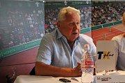 Majitel agentury TK PLUS - Miroslav Černošek.