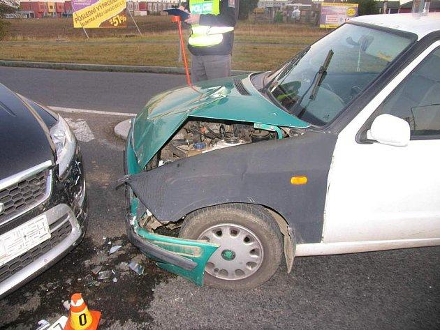 Nehoda u Domamyslic