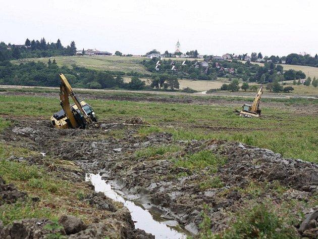 Střípky z plumlovské přehrady a okolí - 20. července 2011