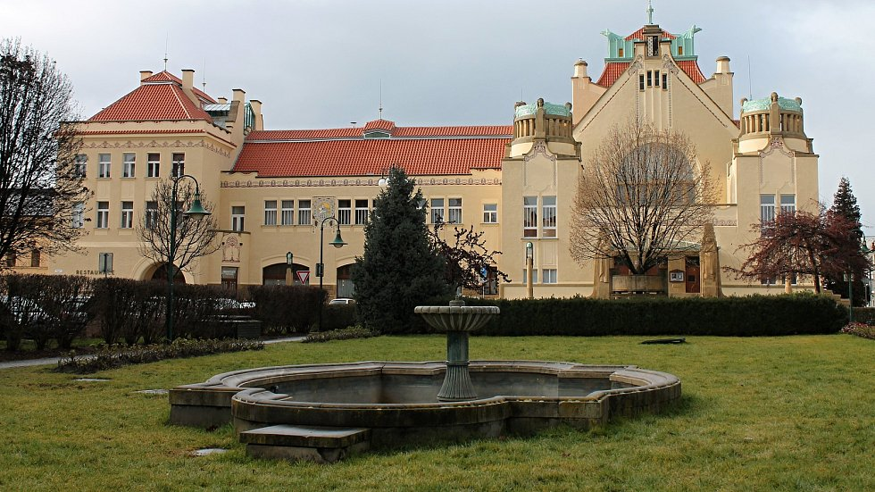 Prostějovský Národní dům