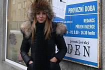 Šéfredaktorka Prostějovského deníku Kateřina Slouková