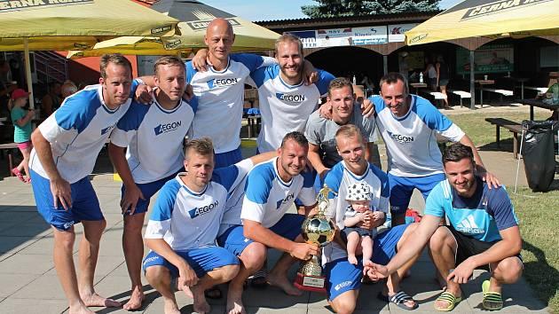 Vítěz Haná cupu 2019 - FC Pivo