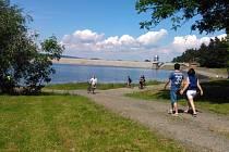 Plumlovská přehrada - 25. května 2014