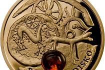 Tichomoří vydalo mince s motivy Starého Hradiska