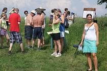 Víceměřický výšlap 2011 - na Kozlově