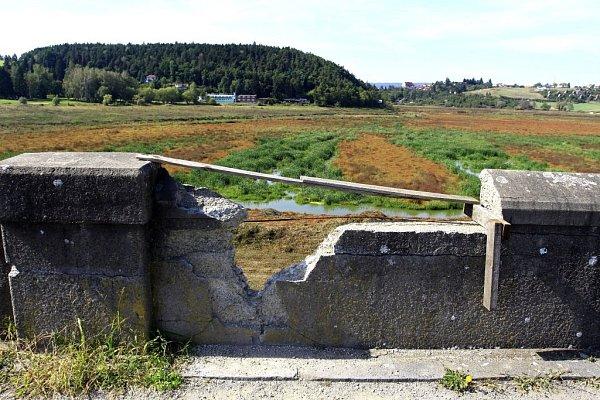 Plumlovská přehrada - 10.září 2012