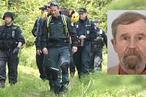 Policie pátrá v lesích po Janu Štěrbovi. Ztratil se na houbách
