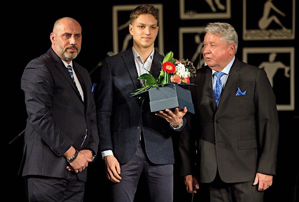 František Jura, Jakub Galvas a Miroslav Černošek.