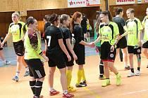 V Kostelci na Hané se v sobotu utkalo šest ženských týmů z celé republiky ve 12. ročníku halového turnaje žen. 8.2. 2020