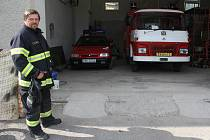 Plumlovští hasiči, Petr Šmíd