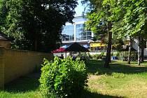 Lázně v Prostějově