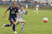 Prostějovští fotbalisté si ve třetím zápase připsali třetí výhru. Tentokrát si doma vyšlápli na rezervu Slovácka.