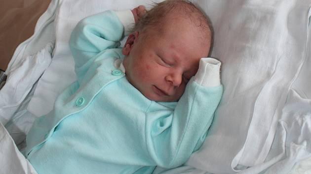 Viktor Hýbl, Hamry, narozen 12. července, 48 cm, 2900 g