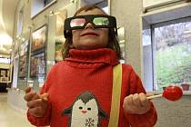 První oficiální 3D promítání v kině Metro