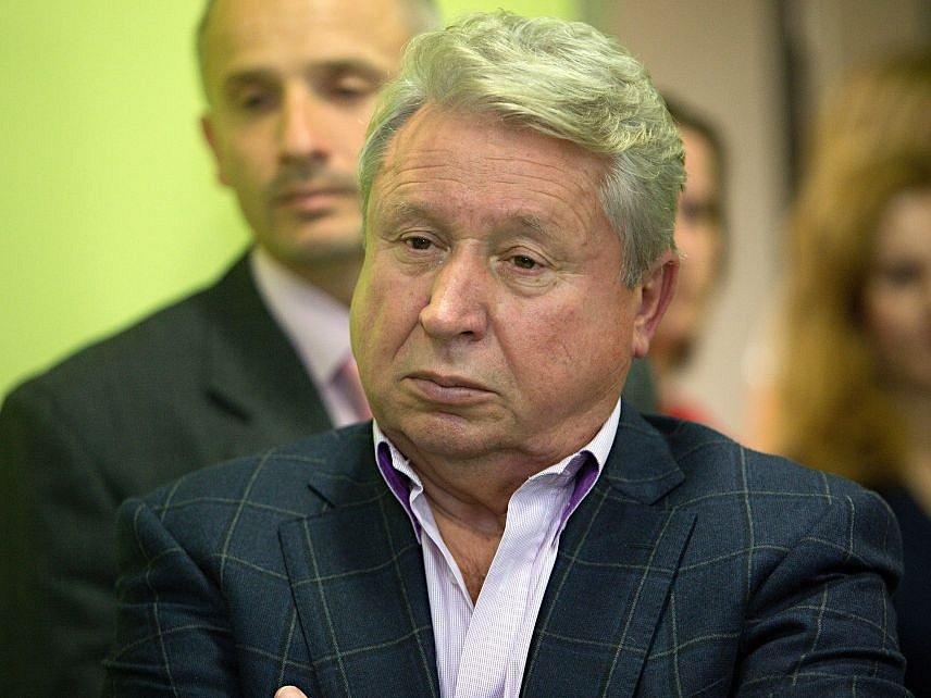Miroslav Černošek, jednatel prostějovské agentury TK PLUS