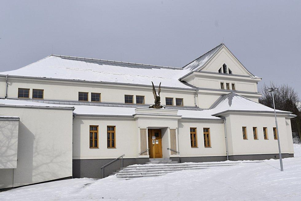 Komunitní centrum v Konici prošlo minulý rok rekonstrukcí.
