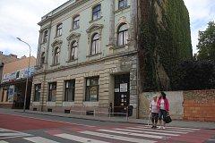 Budova Spektra v prostějovské ulici Vápenice.