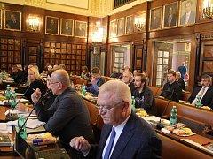 Jednání prostějovského zastupitelstva