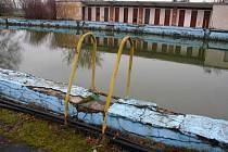Koupaliště v Němčicích nad Hanou