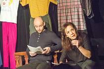 Premiéra scénického čtení hry Furianti ve Zlíně – inspirováno kauzou bývalého židovského hřbitova v Prostějově.
