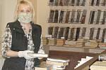 Fungování městské knihovny v Prostějově v době koronavirové krize