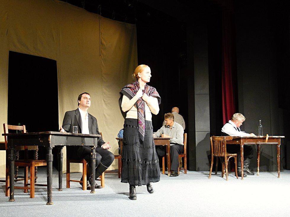 V rámci divadelních pátků, se v Němčicích představila klasika v podobě Maryši. 4.10. 2019