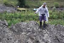 Biologický dozor revitalizace plumlovské přehrady Petr Loyka v akci
