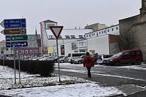 Veřejné parkoviště na konci Brněnské ulice bude zpoplatněno.
