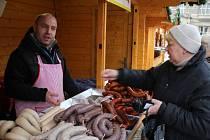 Vánoční trhy v Prostějově