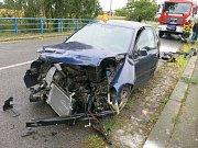 Nehoda u Němčic nad Hanou