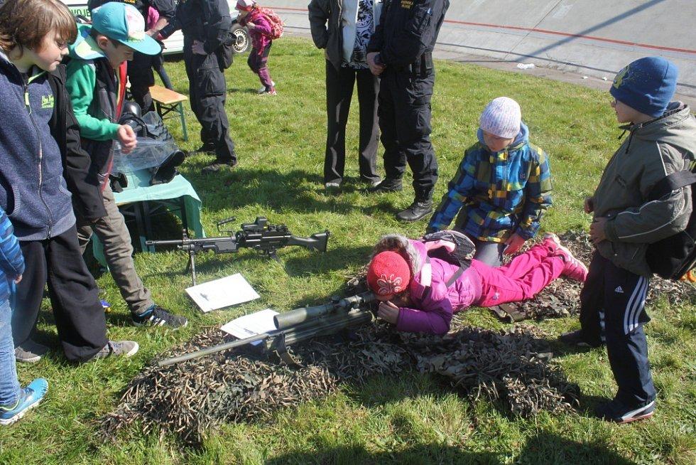 Den se složkami integrovaného záchranného systému v Prostějově