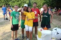 Vítězové turnaje z TJ Sokol I Prostějov