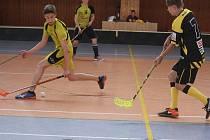 Florbalisté Playmakers Prostějov si zpestřili letní přípravu: pro své dorostence a další tři týmy připravili turnaj.