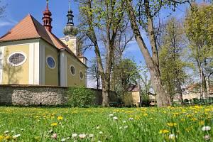 Snímky ze života Pivína poskytla Deníku samotná obec.