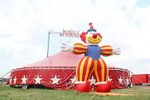 Cirkus Rudolf Berousek v Prostějově