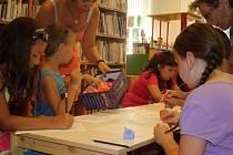 Den šikulů v prostějovské knihovně