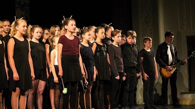 Komponovaný pořad pro děti v Městském divadle v Prostějově